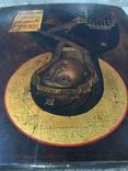 Икона БМ из деисусного чина, фото №8