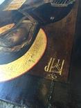Икона БМ из деисусного чина, фото №10