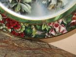 Настенная декоративная тарелка фарфор Колибри Lena Liu's photo 10