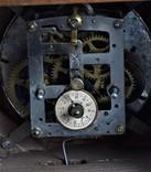 Часы будильник старинные кабинетные настольные I.Klubpreis Германия photo 10