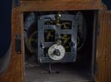 Часы будильник старинные кабинетные настольные I.Klubpreis Германия photo 11