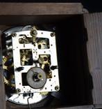 Часы будильник старинные кабинетные настольные I.Klubpreis Германия, фото №13