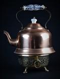 Чайник с горелкой Голландия