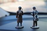 """Два вояки 41 та 42 року """"вага 151 грам. висота 6,3 см., фото №5"""
