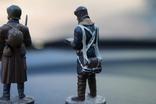 """Два вояки 41 та 42 року """"вага 151 грам. висота 6,3 см., фото №7"""