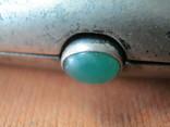 Портсигар серебро 84., фото №4