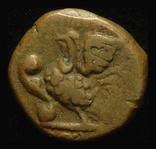 Французкая Индия Пондишери 1 дуду 1836