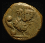 Французкая Индия Пондишери 1 дуду 1836 photo 1