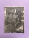 Фото военнослужащего, 1945г, фото №2