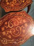 Столики деревяні 2 штуки