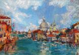 Венеция. 70Х100 см. photo 1