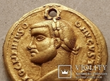 Подражание Ауреусу Диоклетиана (плакировка золотом) photo 1