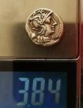 Денарий Римской республики Т. Квинкций Фламинин photo 3