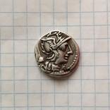 Денарий Римской республики Т. Квинкций Фламинин photo 4