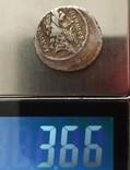 Денарий Римской республики Г. Меммий photo 3