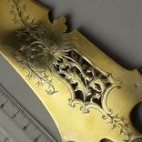 Сервировочный нож-лопатка, серебро, Франция, ар-нуво (модерн). photo 3
