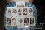 Сувенирные религиозные открытки Европа. Одним лотом, фото №2