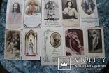 Сувенирные религиозные открытки Европа. Одним лотом, фото №4