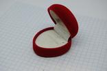Футляр для кольца или сережек. Сердце, фото №4