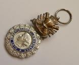 Французская военная медаль 1970 г. в серебре. photo 3