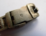 Браслет для часов в серебре 875 проба ЛФ5 photo 7