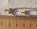 Цепочка перлина жемчужина 925., фото №8