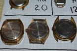 Позолоченные часы и корпуса au 20 au 10 au 12,5 au 5 au photo 9