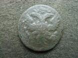 Полушка 1734 года. ЦФН №27, фото №3