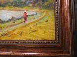 Картина Стежкою біля річки В.Гнипа photo 3