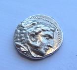 Тетрадрахма Філіп ІІІ і Антигон І місто Тір в честь Александра Македонського photo 6