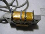 Трансформатор 220 вольт-6 вольт, 10 и 16. Б/у., фото №3