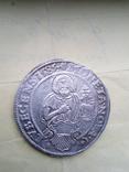 Талер 1585 Іоан Хреститель м.Любек, фото №2