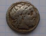 Тетрадрахма подражание монете Филиппа II Македонского