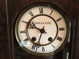 Часы настенные Павел Буре Lenzkirch, большие . На ходу. photo 4