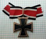 Рыцарский крест.Медный сплав.Копия., фото №2