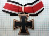 Рыцарский крест.Медный сплав.Копия., фото №3