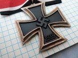 Рыцарский крест.Медный сплав.Копия., фото №4