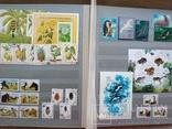 Альбом марок флора и фауна негашеные и гашеные около 640 шт. photo 12