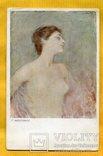 Т.Ахентович Ню девушка до 1917 г, фото №2