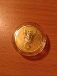 Инвестионная монета 5 грн 2011 года. Золото Проба 999.9