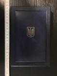 Футляр для Ярослава Мудрого переделанный под Медаль диаметром 60 ми, фото №2