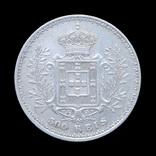 500 Рейс 1896 Карлос І, Португалия, фото №3