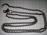 Цепочка женская серебро 925, фото №2