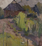 """Картина """"Сільський пейзаж"""" (31), фото №3"""