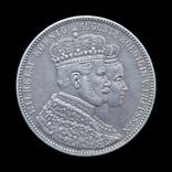 Коронационный Талер 1861, Пруссия photo 1