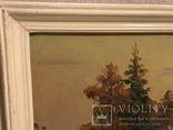 Картина 50х70см холст масло photo 5
