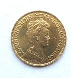10 Гульденов 1917 г. Нидерланды photo 1