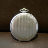 Карманные Omega калибр 35,5L, серебро 900пр. photo 3