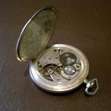 Карманные Omega калибр 35,5L, серебро 900пр. photo 4