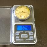 Карманные Omega калибр 35,5L, серебро 900пр. photo 12